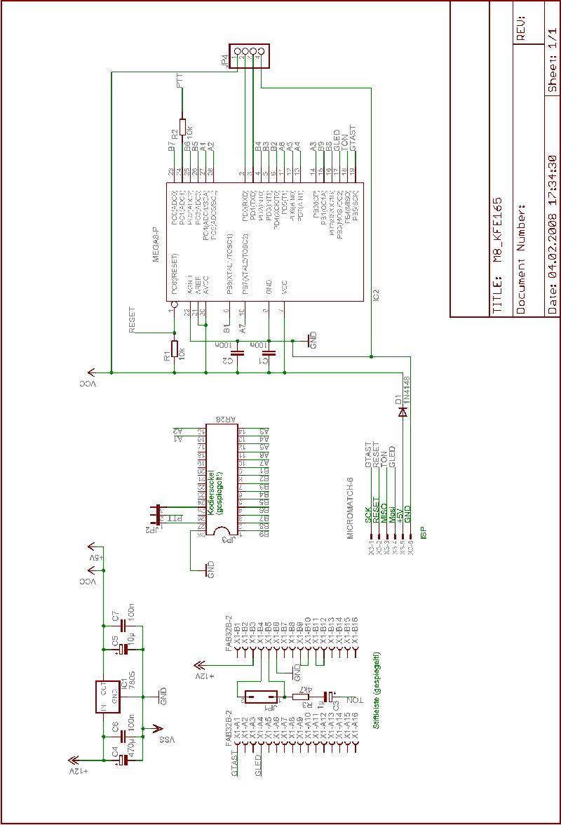 Erfreut Bosch Spannungsregler Schaltplan Galerie - Der Schaltplan ...